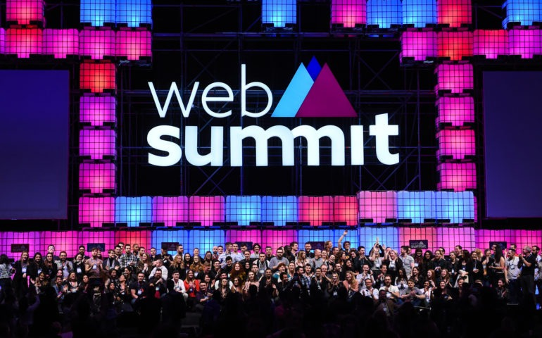 Web Summit 2019 Lisbonne