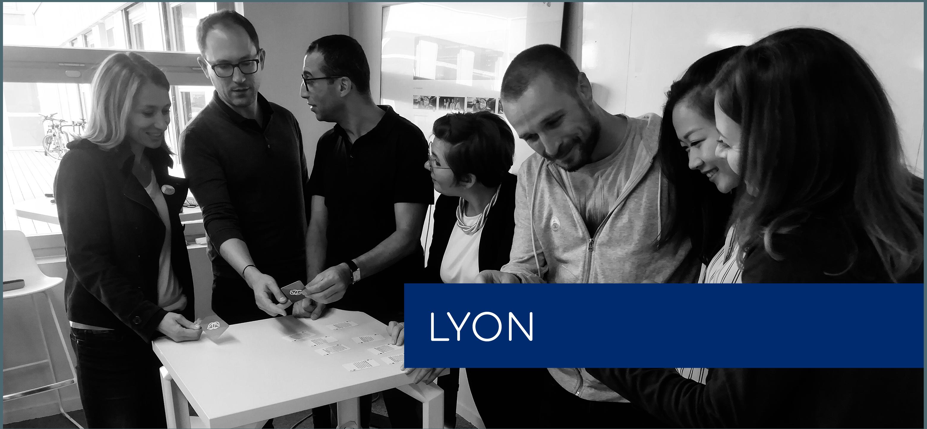 Atelier Cocoom Lyon octobre 2019