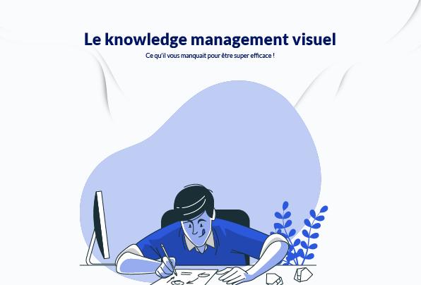 Knowledge management visuel