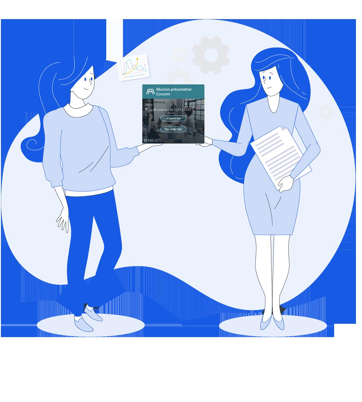 Outil collaboratif intranet