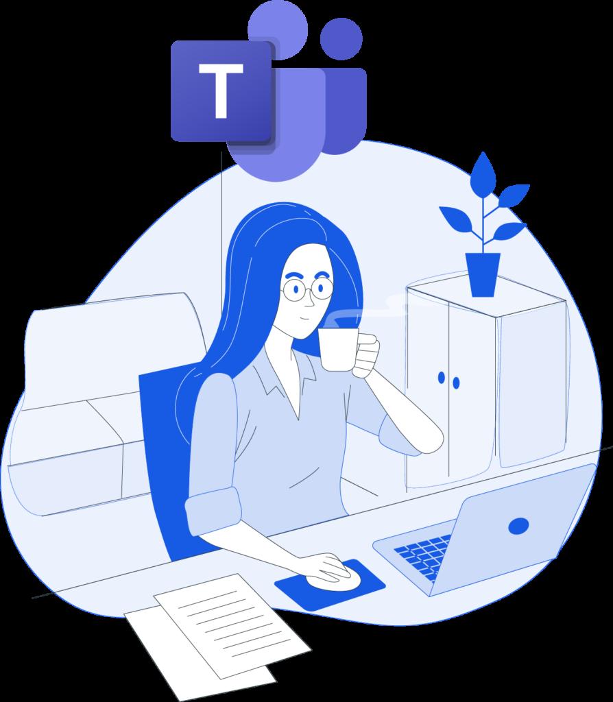 Outil collaboratif Microsoft Teams